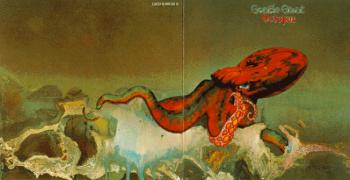 Gentle Giant - Octopus (cover by Roger Dean)